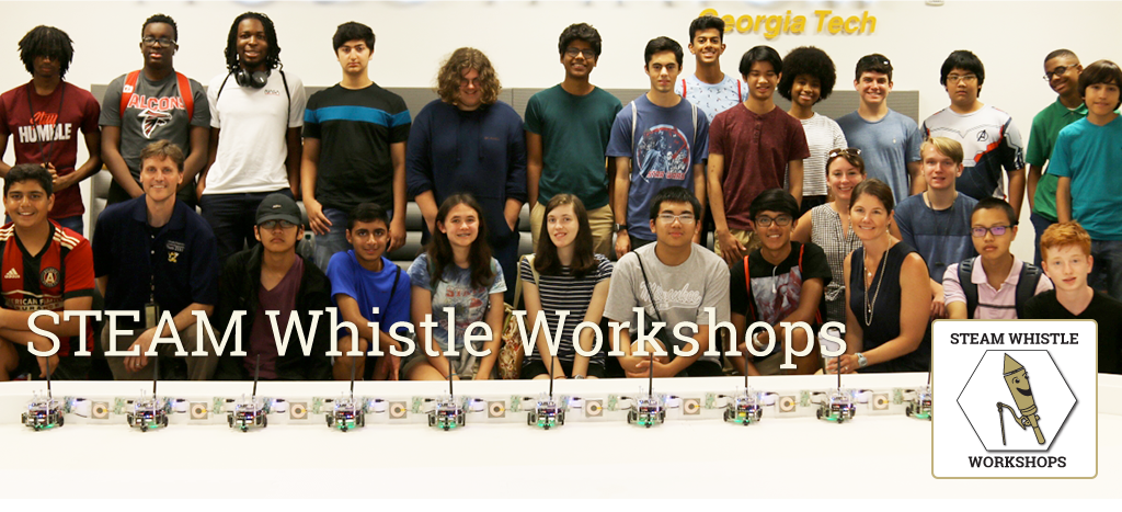 STEAM Whistle Workshops